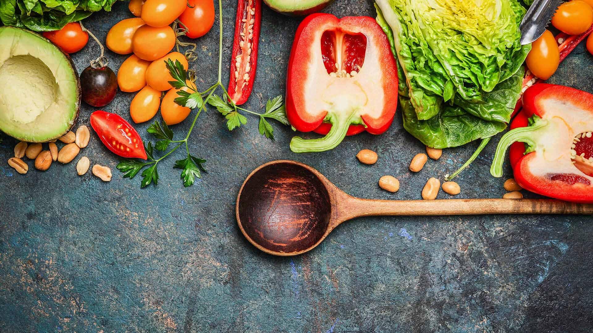 Menu degustazione – Vegetariano